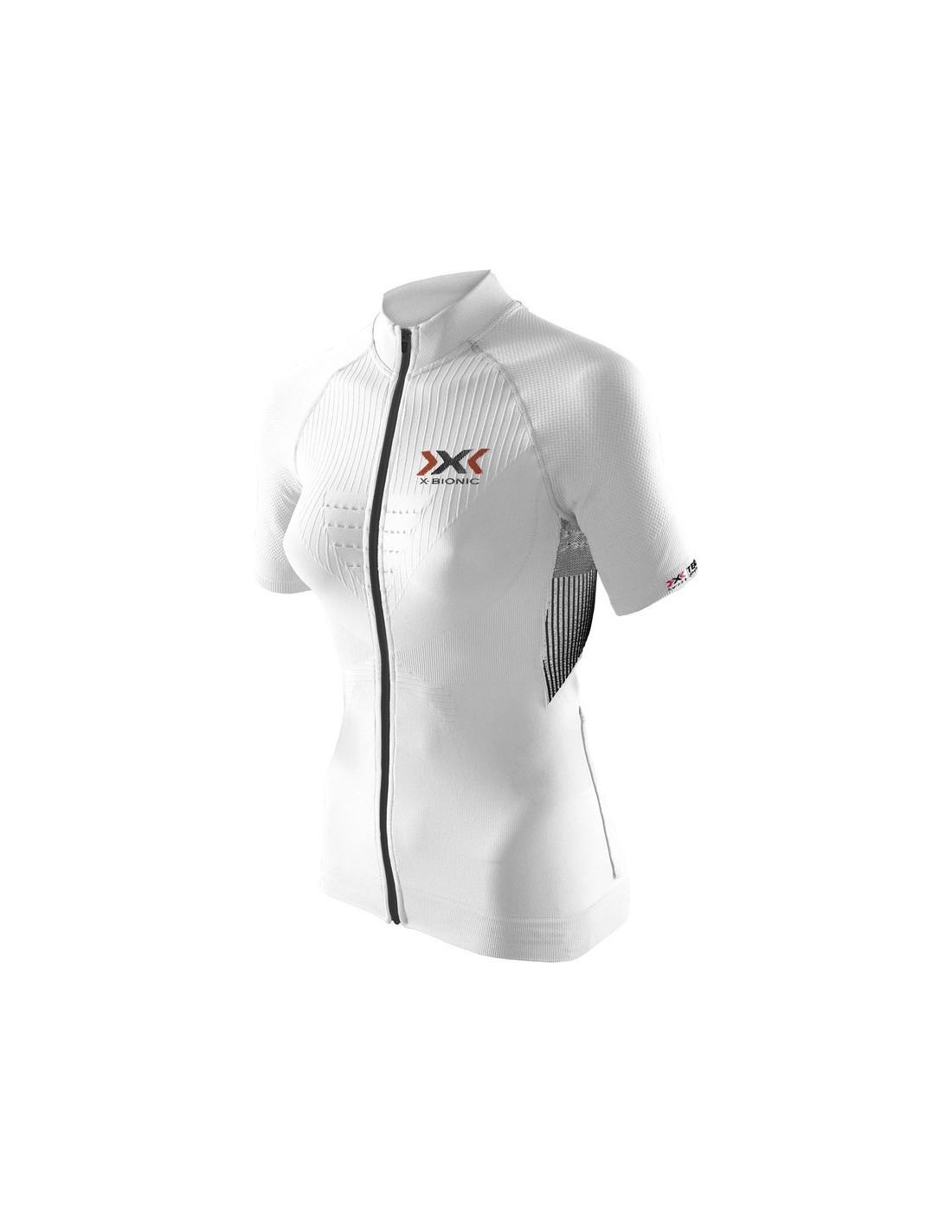 Maglia-Bike-Race-The-Trick-Shirt-Short-Full-Zip-Lady-X-Bionic