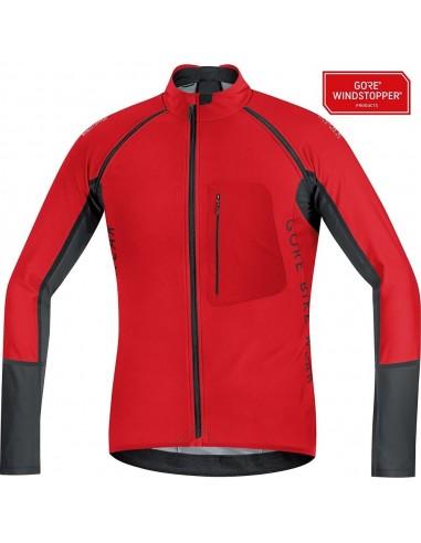 Maglia ALP-X PRO in Windstopper Soft Shell Zip-Off Gore Bike Wear