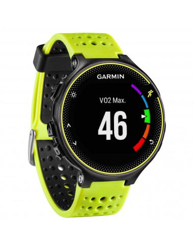 Orologio GPS Forerunner 230 Nero-Giallo