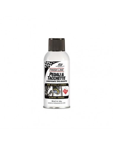 Pedal & Cleat lubrificante per tacchette pedali da 150 ml Finish Line