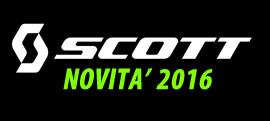 Biciclette Scott 2016