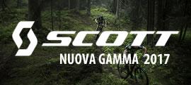 Biciclette Scott 2017