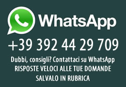 Assistenza cicligai WhatsApp