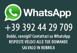 Assistenza cicligai WhatsApp