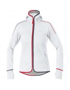Maglia con cappuccio COUNTDOWN WINDSTOPPER® Soft Shell LADY Gore Bike Wear