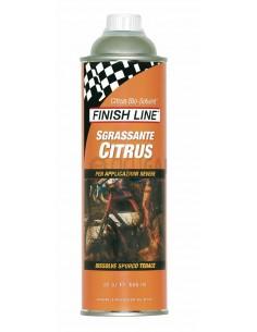 Citrus™ Biosolvente sgrassante concentrato goccia da 600 ml Finish Line