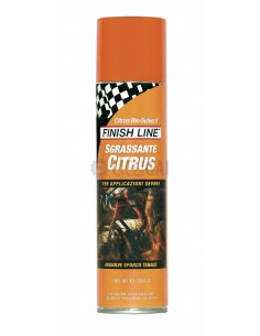 Citrus™ Biosolvente sgrassante concentrato spray aerosol da 360 ml Finish Line