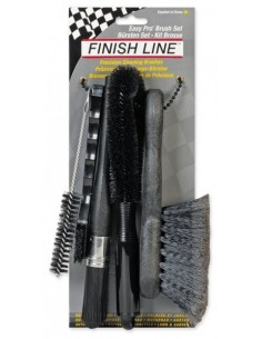 Kit di spazzole per pulizia Easy Pro™ Finish Line