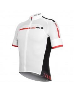 Maglia ciclismo a maniche corte rh+ Hexagon Jersey FZ