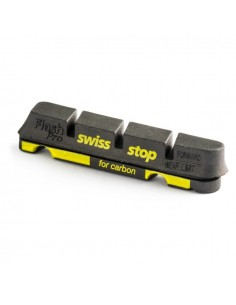 Flash Pro Black Prince SwissStop Pattini Freno x Shimano