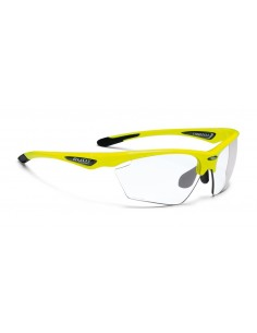Occhiali Rudy Project mod. STRATOFLY YELLOW FLUO Lente Fotocromatica