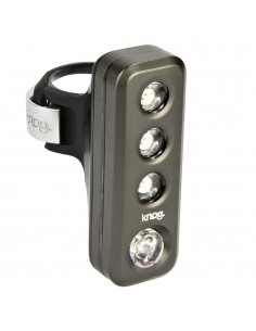 Blinder Road Rear Knog Luce Posteriore a Led 70 Lumens Ricaricabile USB Col.Grigio Scuro
