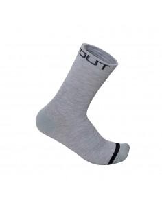Fusion 20 Sock Calzini ciclismo Invernali Dot Out