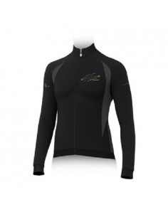 Maglia ciclismo Campagnolo 11 Speed Long Sleeve Full Zip Jersey mis. XL