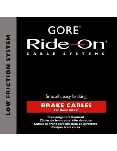 Kit Guaine Freno Bici Corsa Gore Ride-On Brake Cables