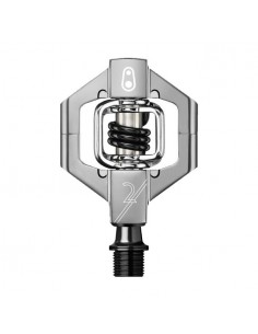 Pedali MTB Candy 2 Silver CrankBrothers