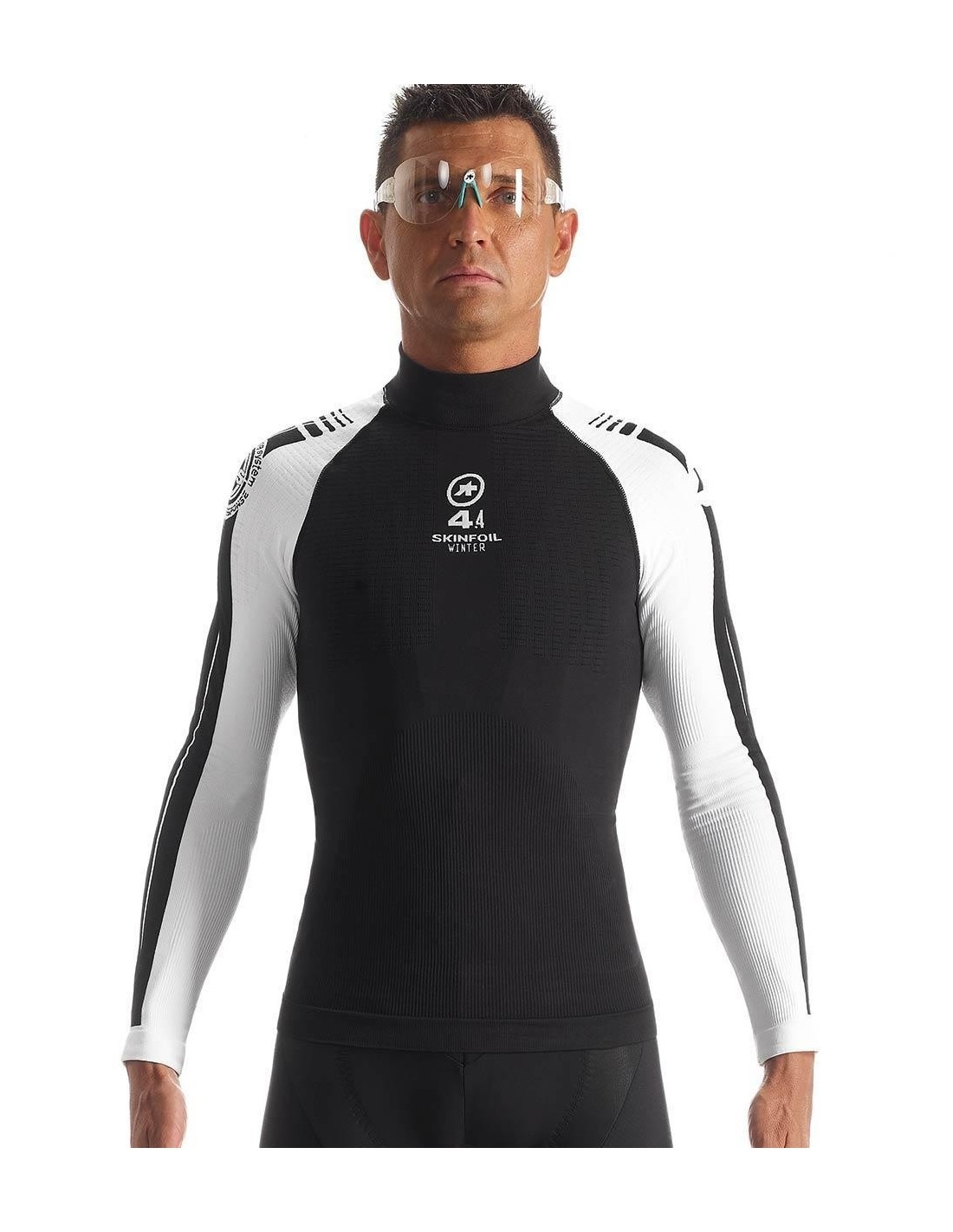 Maglia intima ASSOS LS.skinFoil early winter Bikecafe