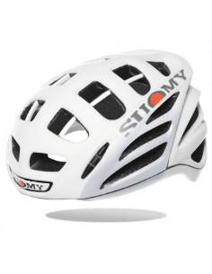 Suomi Gun Wind Elegance Line casco Ciclismo