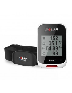 Polar M450 Bike Computer GPS con fascia Cardio