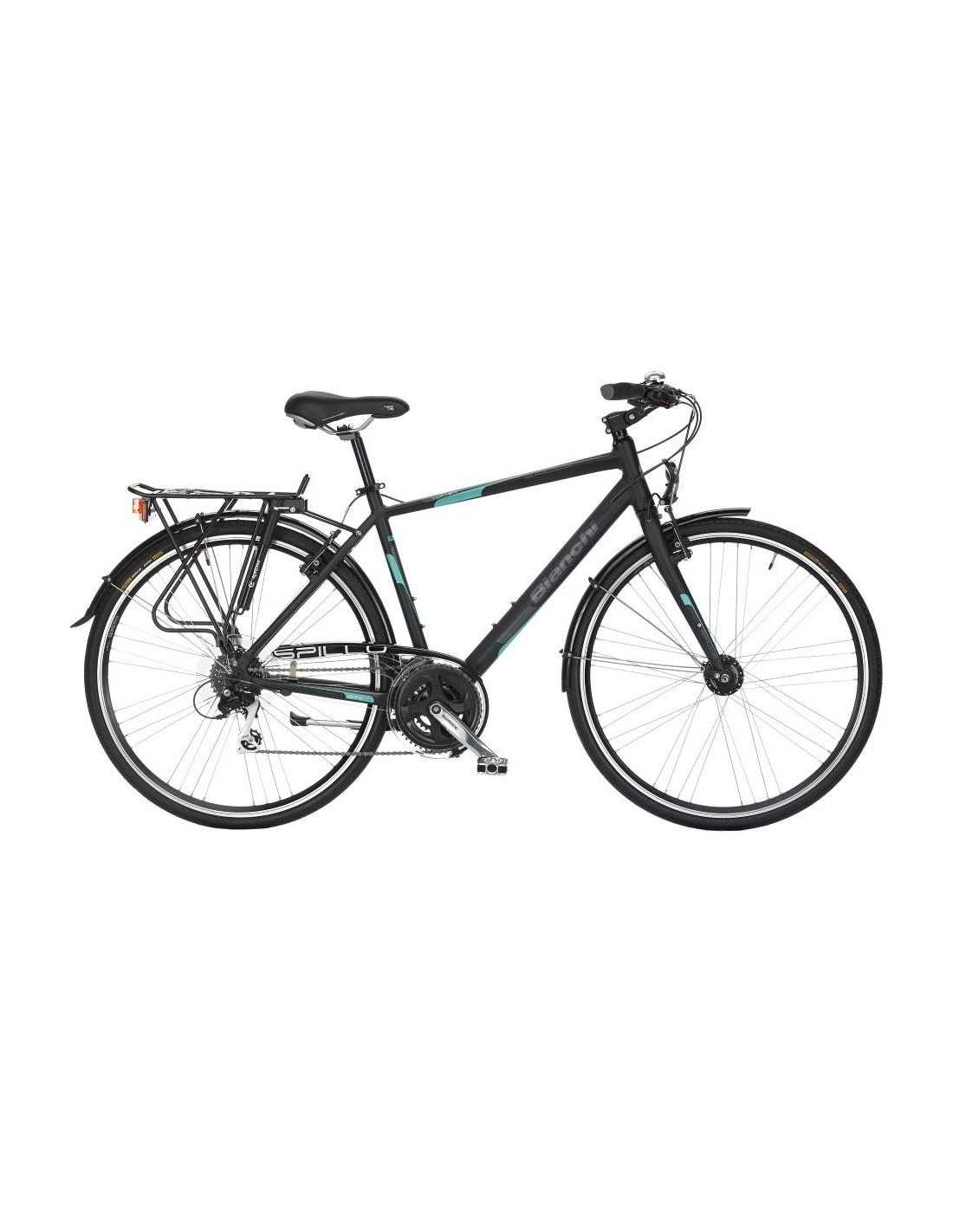 spillo topazio uomo city bike bianchi 2017. Black Bedroom Furniture Sets. Home Design Ideas