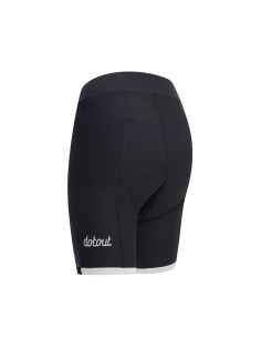 Instinct W Short Pantaloncini ciclismo Donna Dot Out