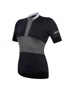 Race Wool Jersey HZ Maglia Ciclismo Donna DotOut