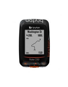 Ciclocomputer GPS Bryton Rider 330E per MTB con Navigazione