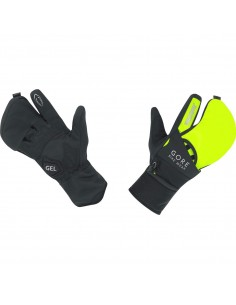 Guanti FUSION WINDSTOPPER® Soft Shell Gore Bike Wear