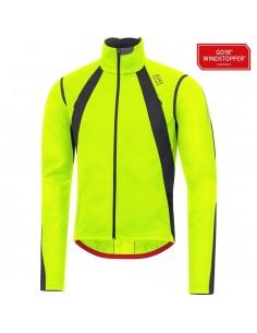 OXYGEN Giacca Invernale Gore Bikewear in Windstopper
