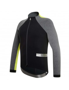 Combo Wind Jersey Maglia Maniche Lunghe Dot Out