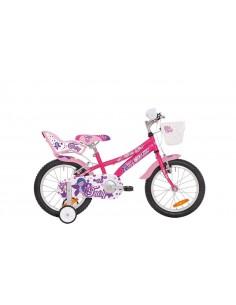 Atala Fairy 16 Bici Bambina Fuxia