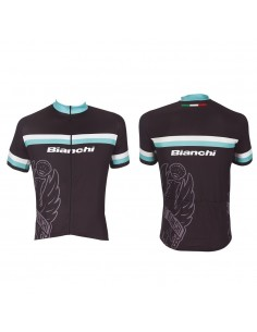 Maglia ciclismo Bianchi Jersey Sport Line