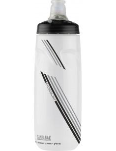 Podium Bottle 710ml 24oz Clear Carbon Borraccia Camelbak