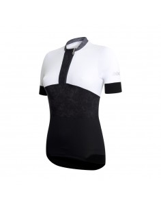 Flow W Jersey Maglia ciclismo Donna Dot Out