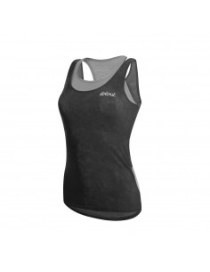 Oxygen W Top Ciclismo Donna Dot Out