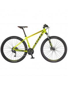 Scott Bike Aspect 750 yellow/red MTB 2018