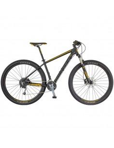 Scott Bike Aspect 730 black/yellow MTB 2018