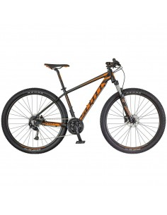 Scott Bike Aspect 750 black/orange MTB 2018
