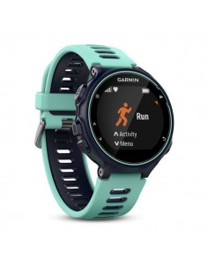 Orologio GPS Garmin Forerunner 735XT Celeste con Cardio Integrato