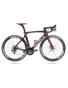 Dogma F10 Disk Dura-Ace Di2 11v - ruote Fulcrum R4 carbon - Bici Corsa Pinarello 2018
