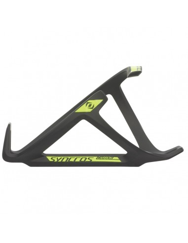 SYN Bottle Cage Tailor cage 1.0 R. black/daiquiri green