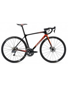 TCR Advanced Pro 0 Disc Bici da Corsa Giant 2018