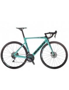 Banchi Aria Disc Aero - Ultegra R8020 - Bici da Corsa Gamma 2018