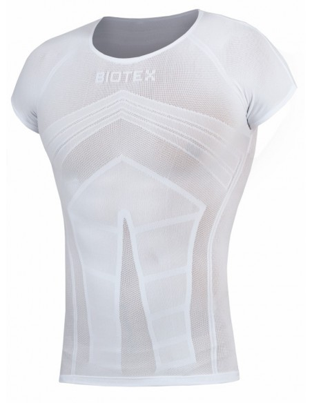 T-Shirt Ultralight Rete BiElastica Biotex 119