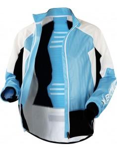 Giacca antivento Biking Ae Lady New Spherewind Jacket X-Bionic
