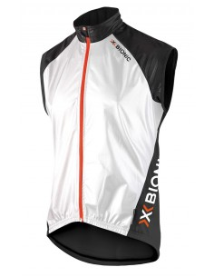 Gilet antivento Biking Spherewind Vest Ae Men X-Bionic