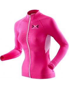 Maglia a maniche lunghe Biking Lady The Trick OW Shirt Long Full Zip X-Bionic