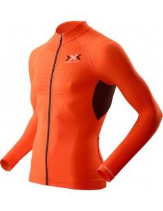 Maglia a maniche lunghe Biking Man The Trick OW Shirt Long Full Zip X-Bionic