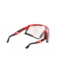 Occhiali DEFENDER FIRE RED G./BLACK - Imp.X 2 LS RED