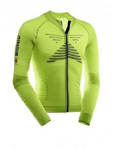 Maglia maniche lunghe Effektor Power Biking Shirt Long Turtleneck Full Zip Men X-Bionic